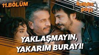 Kardeş Payı 11.Bölüm - Hilmi, Ali ile Metin'in dükkanını yıktırıyor!
