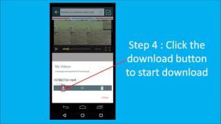 All Video Downloader - Demo
