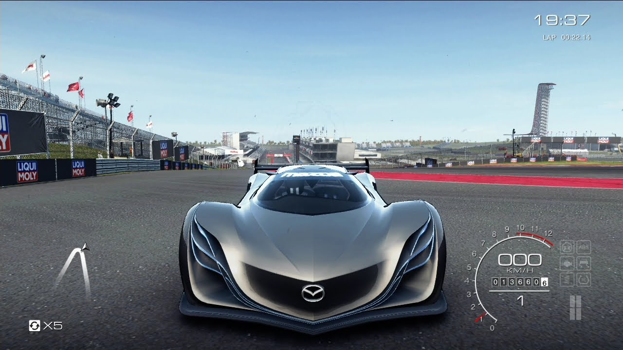 mazda furai grid autosport test drive gameplay hd. Black Bedroom Furniture Sets. Home Design Ideas