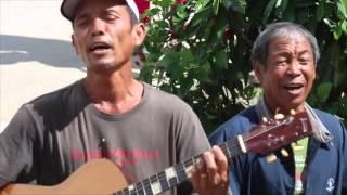 best caroler for christmas 2014 at poblacion vieja batuan bohol