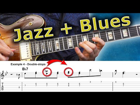 Jazz Blues - How To Get The Phrasing Right