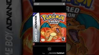 Pokémon fire red PARTE #4