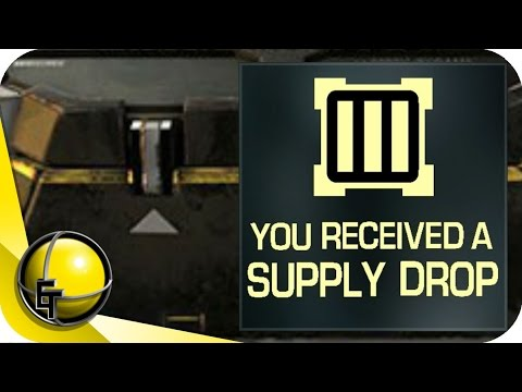 advanced warfare how to get easy supply drops