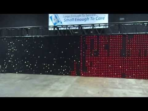 Demo: Soft-LED High Res LED Curtain