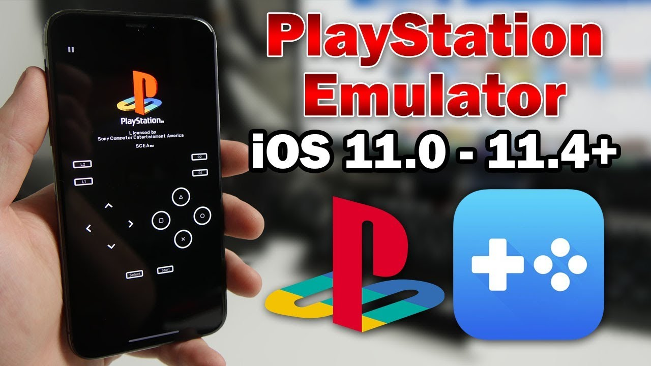 How To Play PlayStation Games on iOS 11 0 – 11 4 (No Jailbreak & No