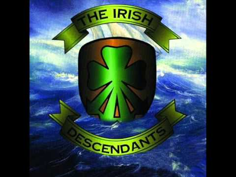 Клип The Irish Descendants - Rocky Road To Dublin