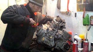 Motor ta'mirlash, CF Moto 800cc 2v91w