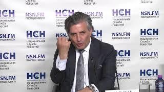 Пресс-конференция адвоката Михаила Ефремова Эльмана Пашаева