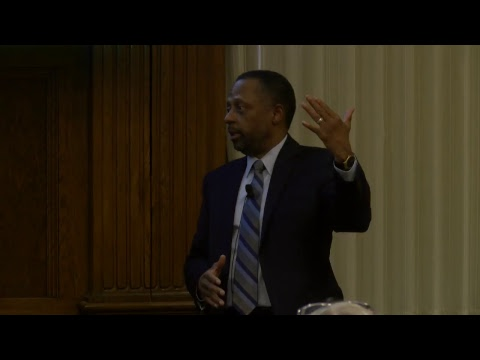 Earl Lewis: Nathan I. Huggins Lectures (1 of 3) (4/30/18)
