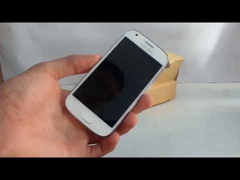 Samsung Galaxy Ace 4 LTE kicsomagoló videó