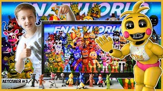 WORLD FNAF FNAF walkthrough world New World Animatronics Big Boss #FNAF #FNAF #ANIMATRONICS