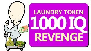 r/ProRevenge (ft. r/PettyRevenge) | Laundry Token 1000 IQ Revenge!!