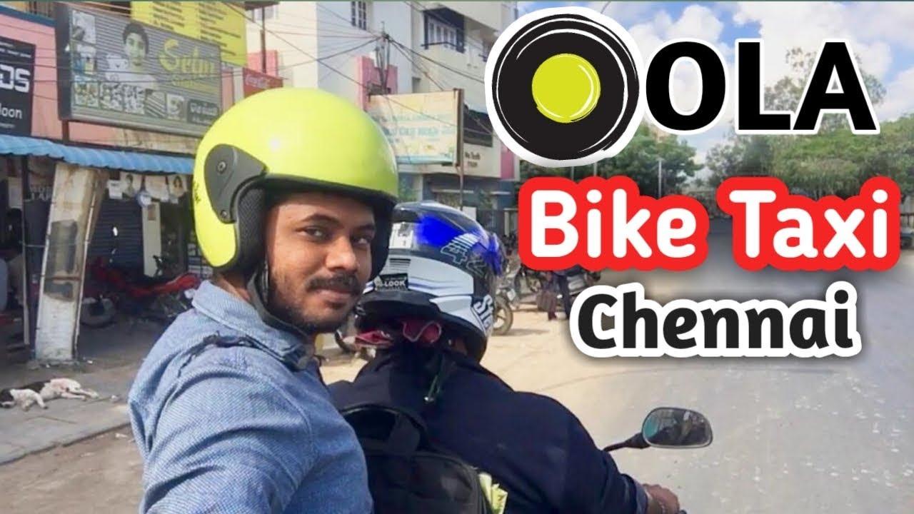 Ola Bike Taxi In Chennai Message To All Auto Cab Drivers