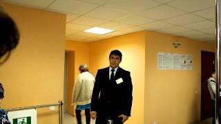 Разговор Евдокимов-Воронин