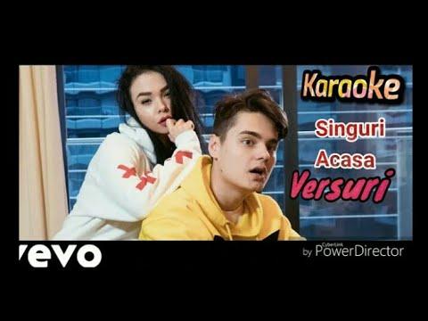 5Gang-Singuri Acasa Karaoke si Versuri