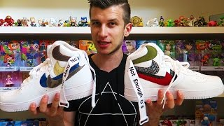 MEGA RARE NIKES!! MY NEW SHOE COLLECTION!!