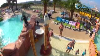 Domaine du Colombier - Camping Fréjus - Var - Côte d'Azur - Méditerannée