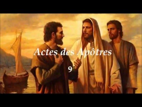 ✥ 5. Actes des Apôtres (La Bible lue / La Bible audio en français) ✥