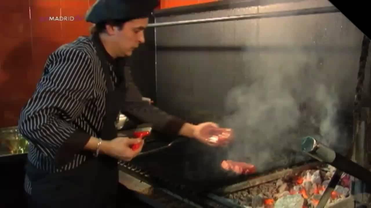 Restaurante el rancho madrid asador argentino quieres comer la mejor carne del mundo youtube - El mejor colchon del mundo ...
