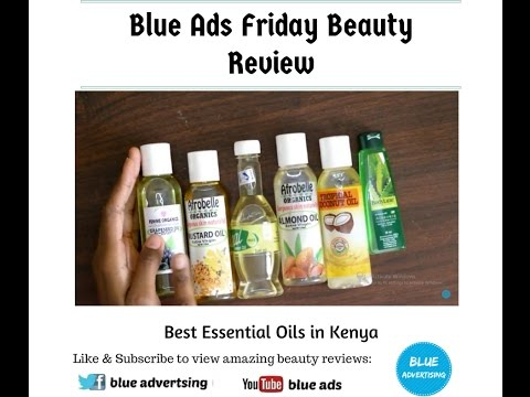 Essential Oils in Kenya Blue Ads Beauty Review