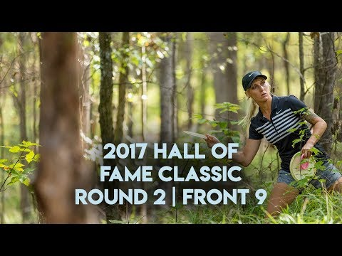 2017 Hall of Fame Classic - Rnd 2|Front 9 - Catrina Allen, M