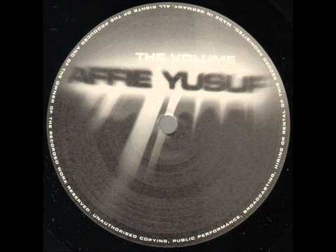 Affie Yusuf -- The Volume-A1-Number 8
