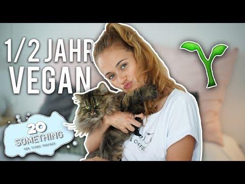 1/2 Jahr vegan - wie geht es mir jetzt?