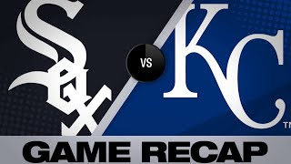 6/7/19: Mondesi, Cuthbert lift Royals to 6-4 win