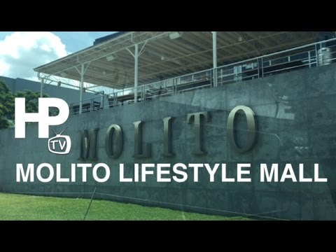 Molito Lifestyle Mall Alabang Muntinlupa Tour Overview by HourPhilippines.com