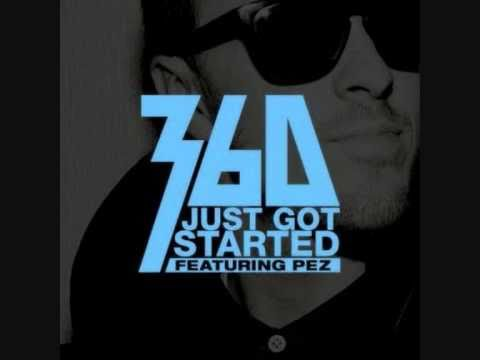 360 ft.Pez - Just Got Started mp3