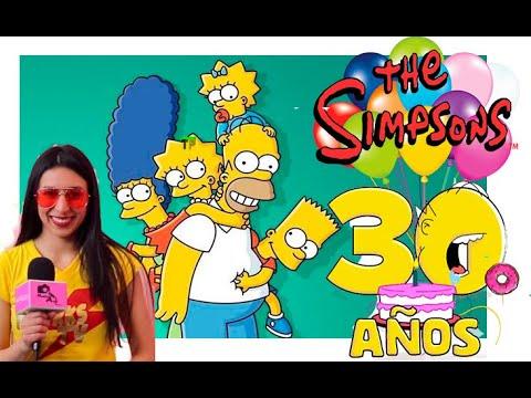LOS SIMPSONS 💛todos tenemos algo de ellos / 30 AÑOS GENERACIÓN S - Maritza Ariza