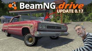 BeamNG.drive (#74) - DUŻA AKTUALIZACJA GRY ➡️ OMÓWIENIE NA ŻYWO UPDATE 0.17