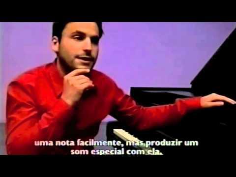 Jean-Philippe Sylvestre piano, entrevue Brésil