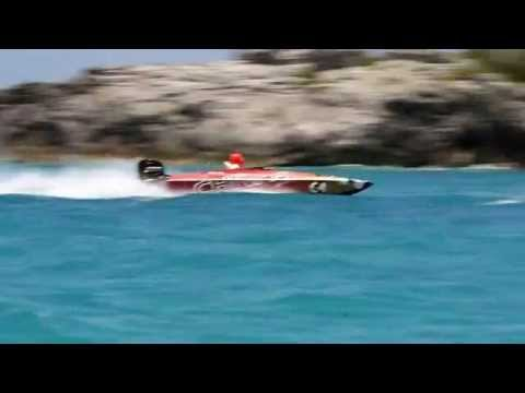 Powerboat Racing Bermuda, July 29 2012