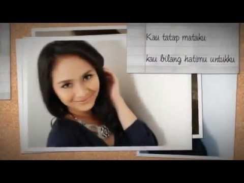 Gita Gutawa - Rangkaian Kata (Lirik)