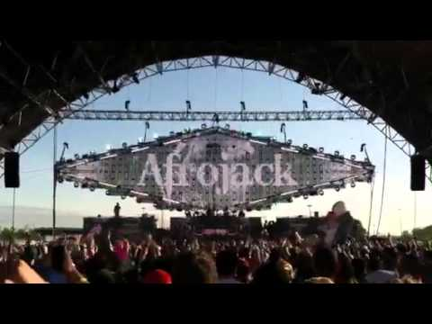 Electric daisy carnival afrojack opening song