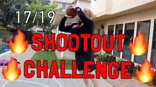 SHOOTOUT CHALLENGE vs MY CAMERAMAN!