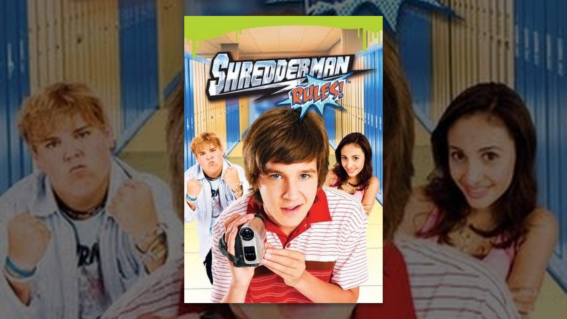 Download Shredderman Rules!