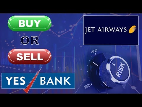 Jet airways share price : yes bank share price : share market news