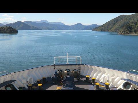 Cook Strait Ferry | Picton to Wellington, NZ
