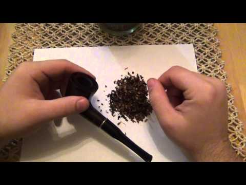 Pipe Smoking :  How To Pack A Pipe