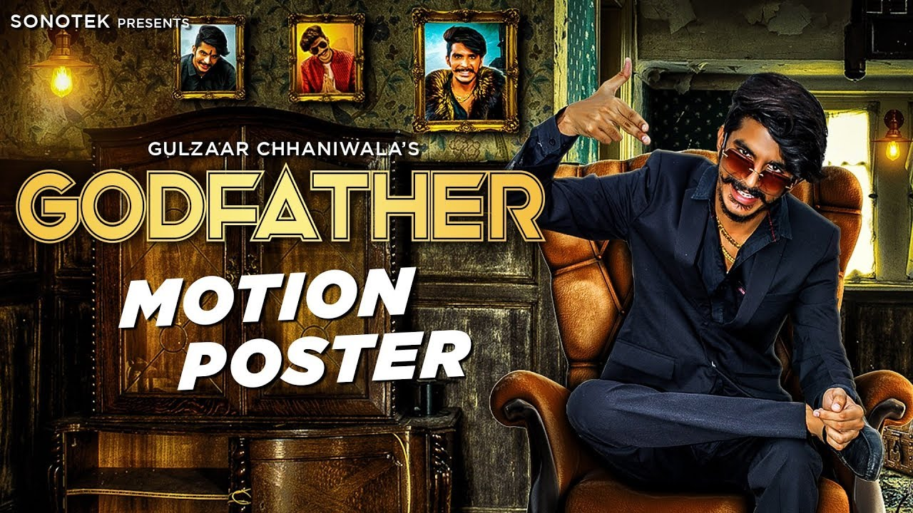 God Father Song Latest Haryanvi Motion Poster Sung By