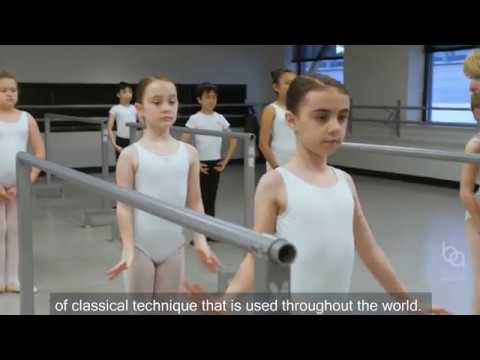 Level 1 Ballet - Dance classes for ages 8 to 10