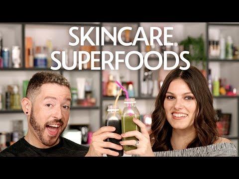 Skincare Superfoods | Sephora
