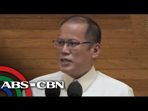 Aquino delivers emotional SONA amid controversies