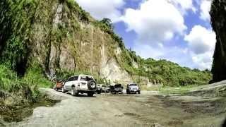 20141213 top4x4 yr end trail at sapang bato bensound