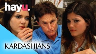 Bruce Explains the Birds & the Bees | Keeping Up With The Kardashians