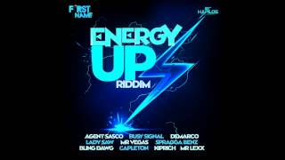 BUSY SIGNAL - HILL & GULLY RIDDIM (CLEAN) (ENERGY UP RIDDIM) [2014]