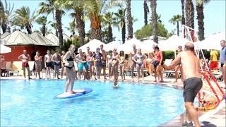 видео отдых в турции с детьми - лучшие отели турции для отдыха с детьми - лимак лимра