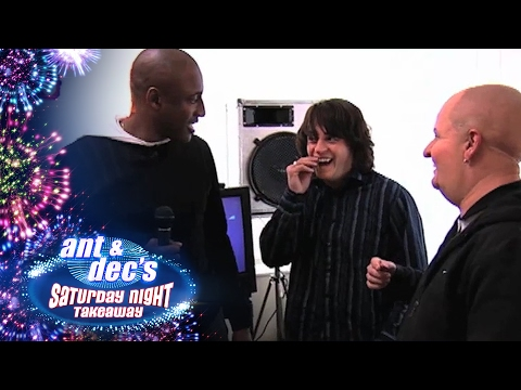 Ant & Dec Prank John Fashanu - Saturday Night Takeaway